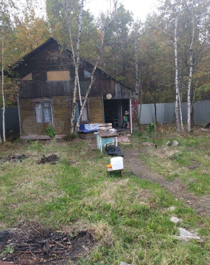 Продажа дома садовое товарищество Лесное, цена 200000 рублей, 2021 год объявление №684270 на megabaz.ru