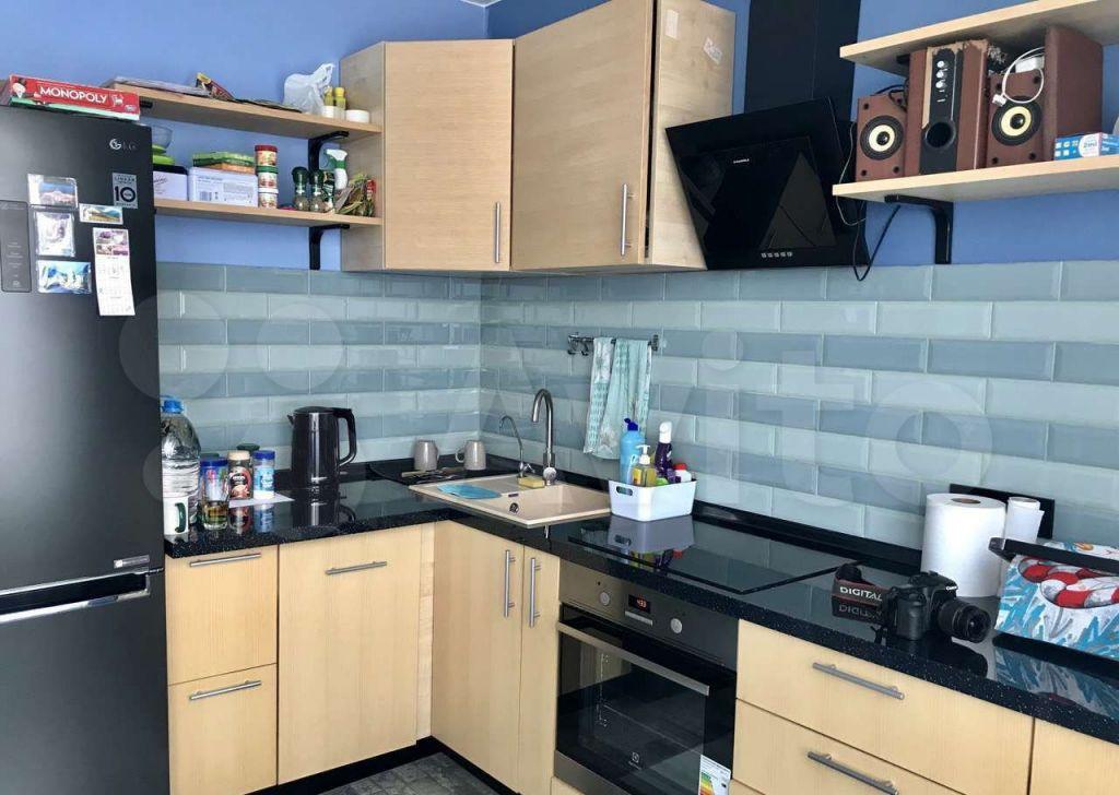 Продажа однокомнатной квартиры деревня Сапроново, цена 7050000 рублей, 2021 год объявление №659003 на megabaz.ru