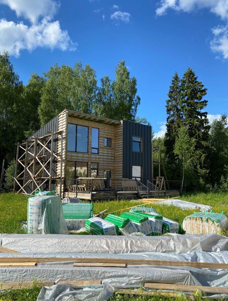 Продажа дома садовое товарищество Лесная поляна, цена 8500000 рублей, 2021 год объявление №643077 на megabaz.ru