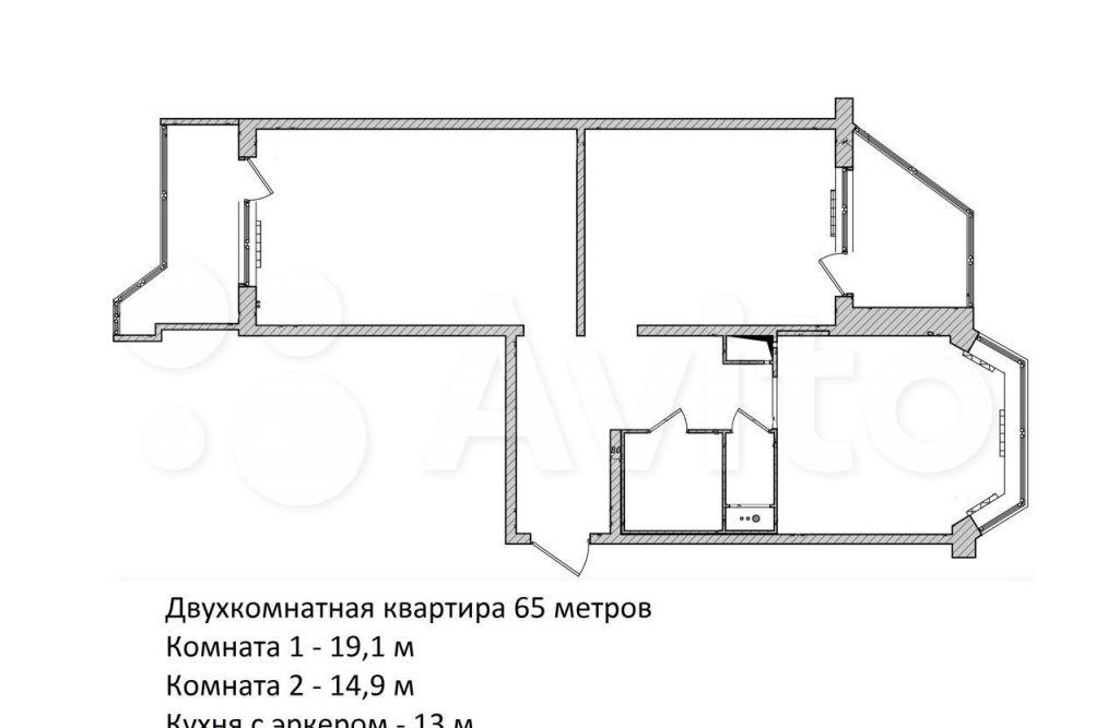 Продажа двухкомнатной квартиры Москва, метро Свиблово, Ивовая улица 6к1, цена 16500000 рублей, 2021 год объявление №627008 на megabaz.ru