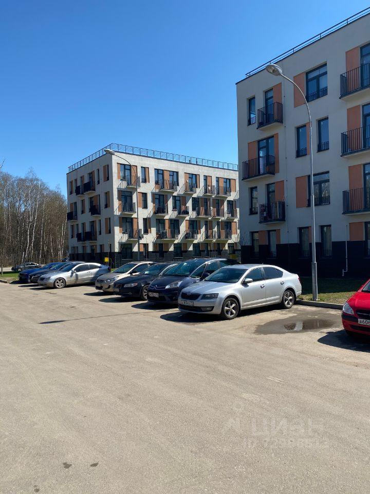 Продажа однокомнатной квартиры поселок Мещерино, метро Домодедовская, цена 3700000 рублей, 2021 год объявление №618718 на megabaz.ru