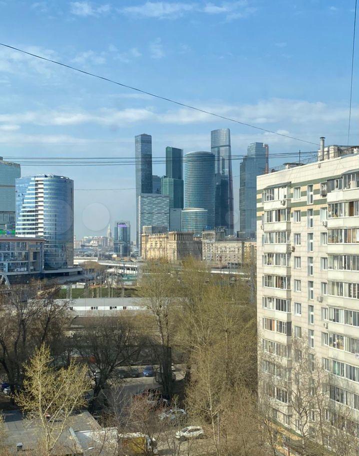 Аренда однокомнатной квартиры Москва, метро Кутузовская, 3-й Сетуньский проезд 3, цена 45000 рублей, 2021 год объявление №1382397 на megabaz.ru