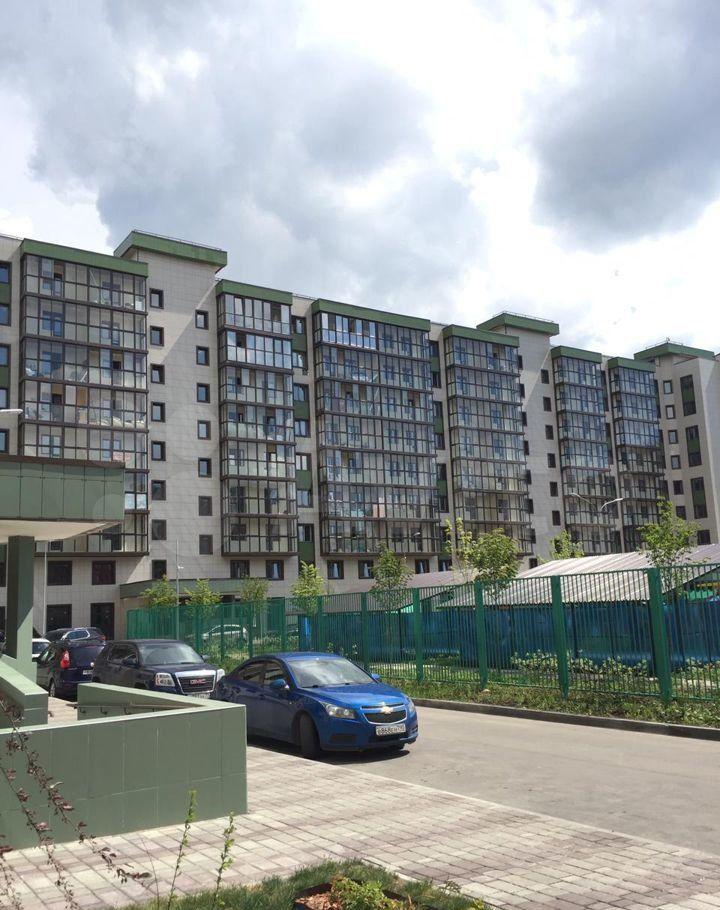 Продажа студии деревня Пирогово, улица Сурикова 1, цена 2450000 рублей, 2021 год объявление №633974 на megabaz.ru