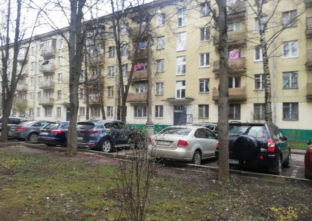 Продажа двухкомнатной квартиры Москва, метро Калужская, Херсонская улица 28, цена 9300000 рублей, 2021 год объявление №611562 на megabaz.ru