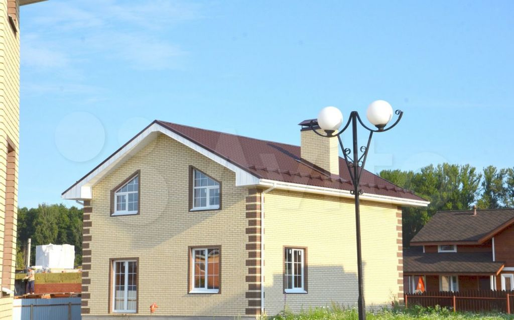 Продажа дома деревня Борисовка, цена 5000000 рублей, 2021 год объявление №701583 на megabaz.ru