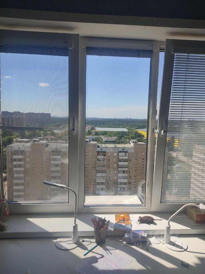 Продажа двухкомнатной квартиры поселок Зеленый, метро Перово, Школьная улица 11, цена 7400000 рублей, 2021 год объявление №636706 на megabaz.ru