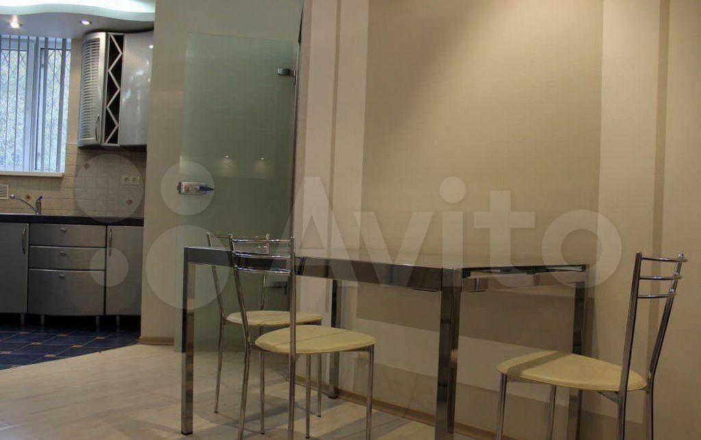 Аренда двухкомнатной квартиры Москва, метро Баррикадная, Большая Грузинская улица 16, цена 80000 рублей, 2021 год объявление №1367104 на megabaz.ru