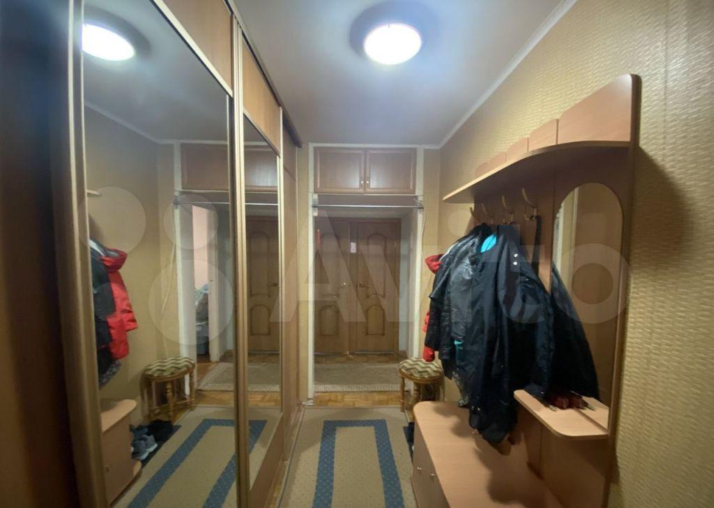 Продажа двухкомнатной квартиры поселок Старый Городок, Школьная улица 6, цена 4800000 рублей, 2021 год объявление №630461 на megabaz.ru