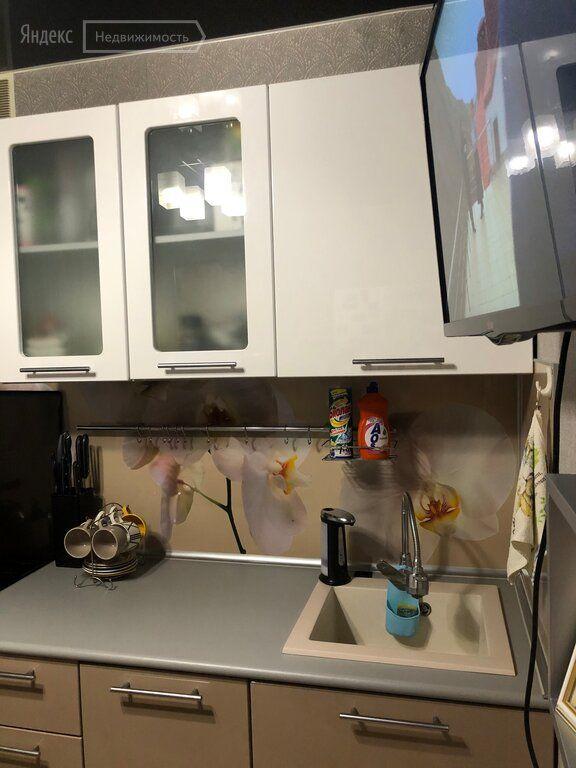 Продажа однокомнатной квартиры Жуковский, улица Гагарина 10, цена 4400000 рублей, 2021 год объявление №633023 на megabaz.ru
