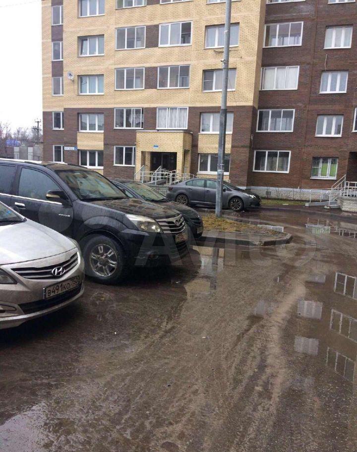Продажа однокомнатной квартиры Бронницы, Зелёный проезд 1А, цена 4000000 рублей, 2021 год объявление №612174 на megabaz.ru