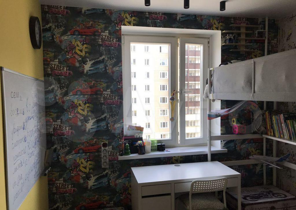 Аренда двухкомнатной квартиры деревня Малые Вязёмы, цена 27000 рублей, 2021 год объявление №1377367 на megabaz.ru