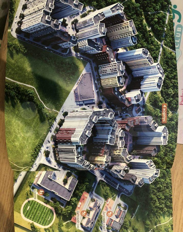 Продажа однокомнатной квартиры поселок Нагорное, метро Медведково, Липкинское шоссе 5К, цена 6250000 рублей, 2021 год объявление №612280 на megabaz.ru