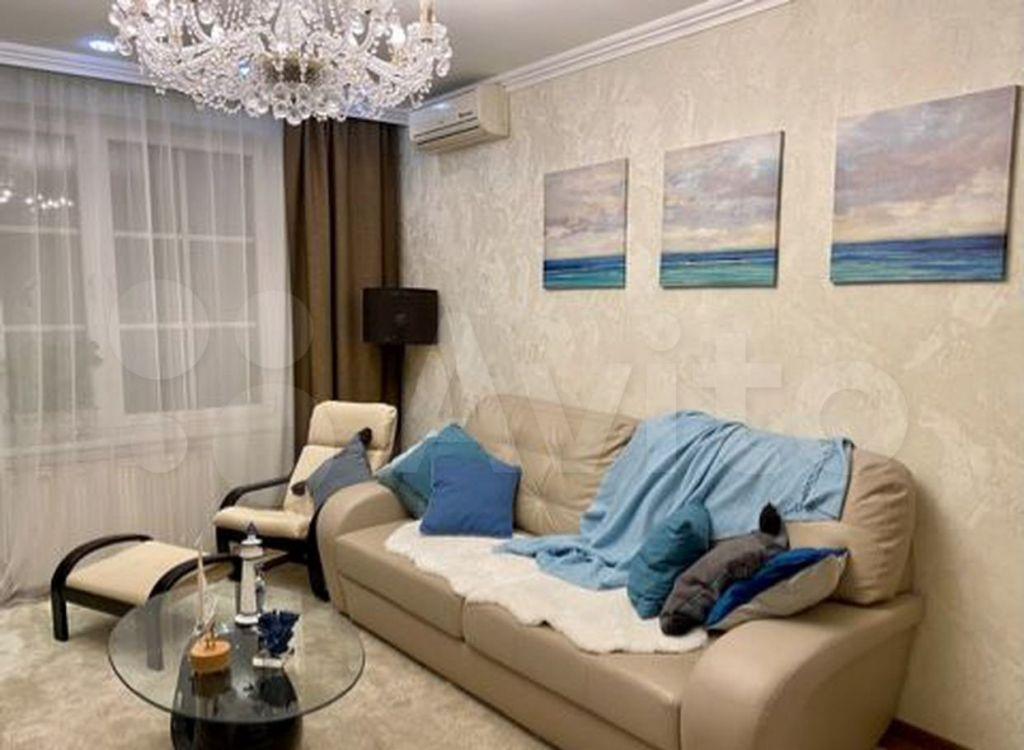 Продажа трёхкомнатной квартиры Москва, метро Багратионовская, Большая Филёвская улица 16, цена 30500000 рублей, 2021 год объявление №608563 на megabaz.ru
