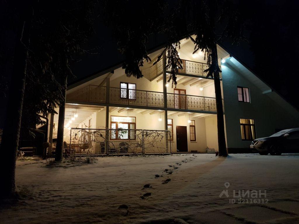 Продажа дома деревня Полушкино, Дальняя улица 1, цена 19500000 рублей, 2021 год объявление №624347 на megabaz.ru