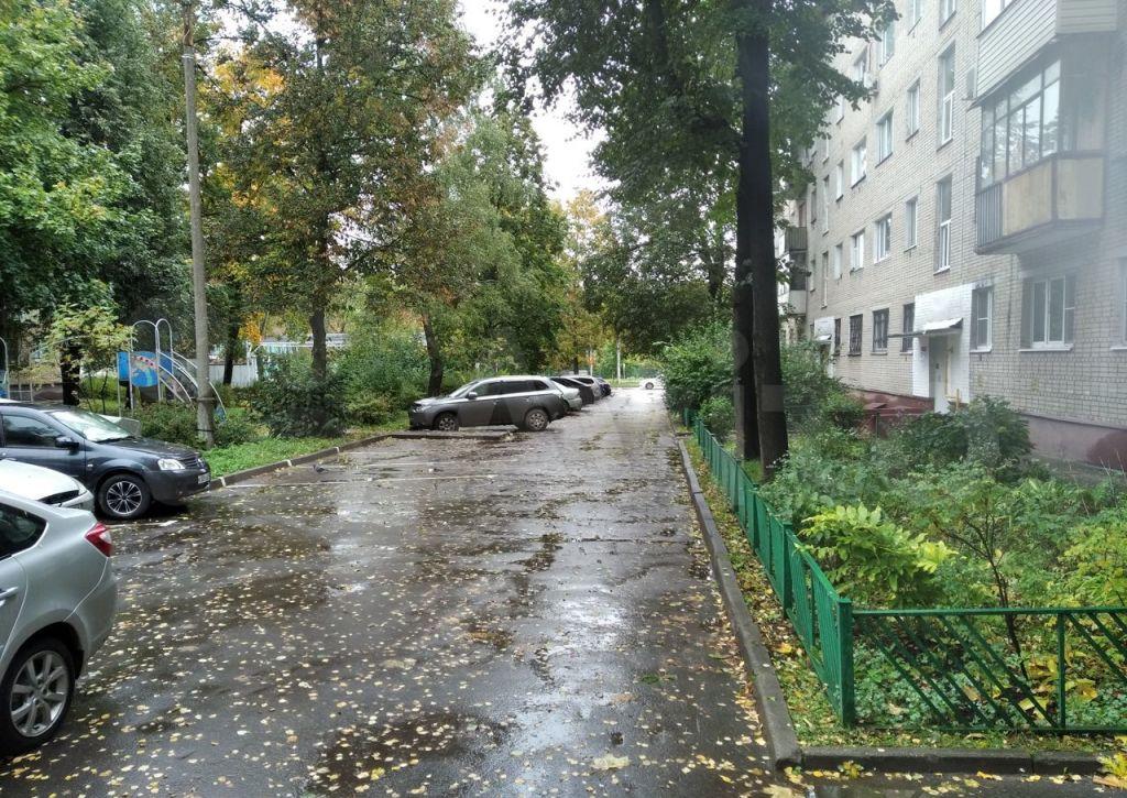 Продажа однокомнатной квартиры поселок Развилка, метро Зябликово, цена 6100000 рублей, 2021 год объявление №700585 на megabaz.ru