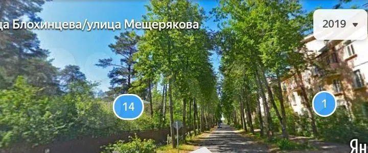 Продажа двухкомнатной квартиры Дубна, улица Мещерякова 11, цена 10800000 рублей, 2021 год объявление №612703 на megabaz.ru