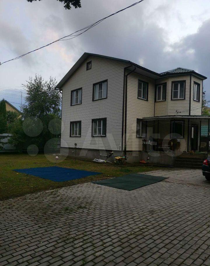Продажа дома поселок Дорохово, цена 12000000 рублей, 2021 год объявление №666779 на megabaz.ru