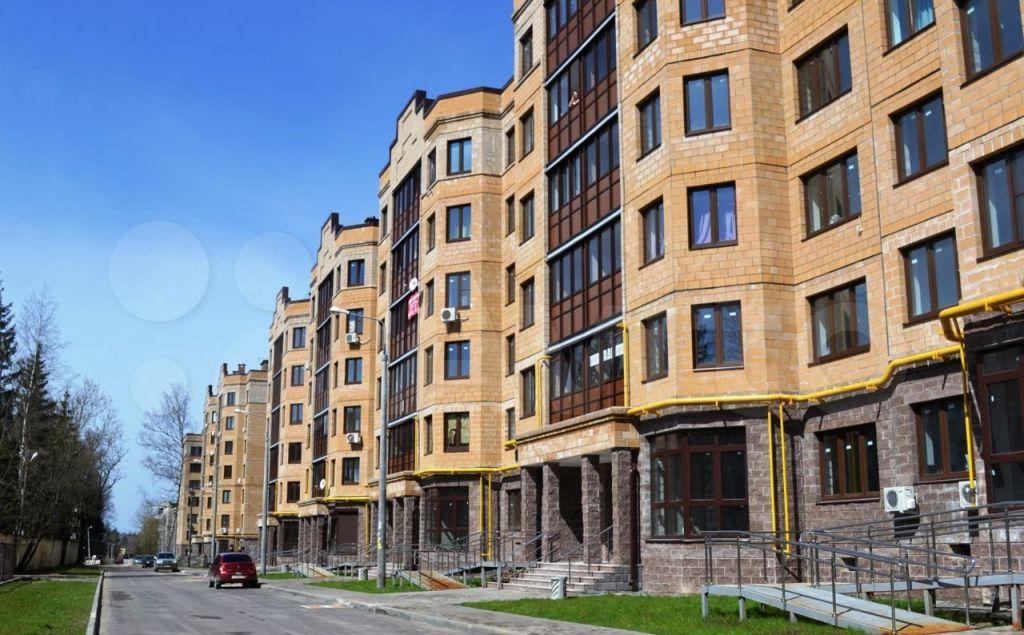 Продажа однокомнатной квартиры рабочий посёлок Селятино, Госпитальная улица 8, цена 7200000 рублей, 2021 год объявление №612706 на megabaz.ru