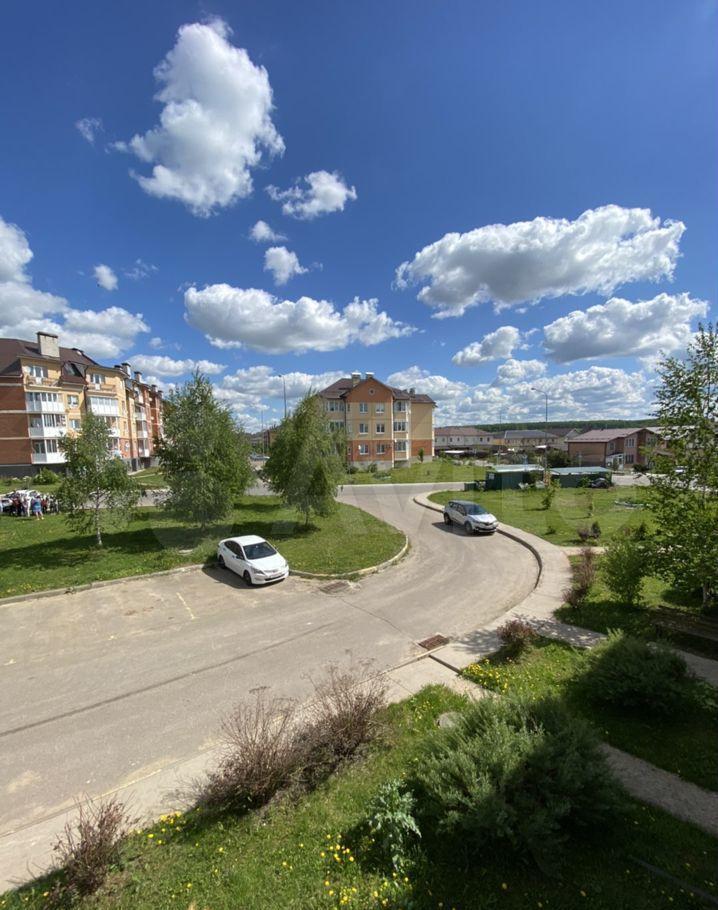 Продажа однокомнатной квартиры село Верзилово, Олимпийская улица 3, цена 2600000 рублей, 2021 год объявление №627704 на megabaz.ru