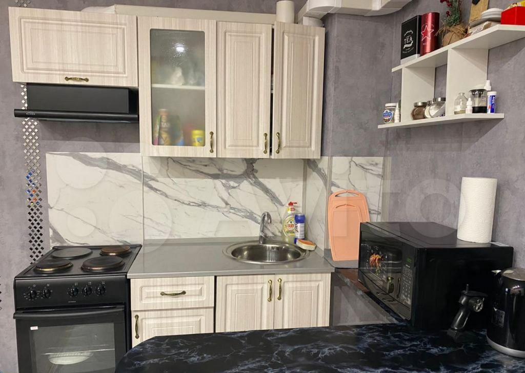 Продажа студии деревня Мотяково, цена 3550000 рублей, 2021 год объявление №687990 на megabaz.ru