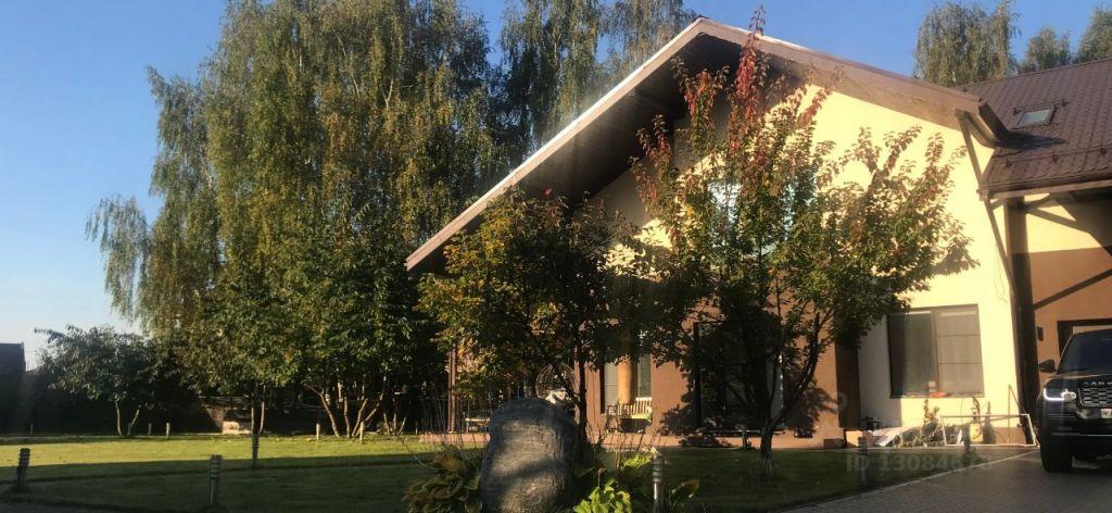 Продажа дома деревня Марусино, Речная улица 10, цена 41500000 рублей, 2021 год объявление №604787 на megabaz.ru