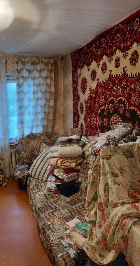 Продажа двухкомнатной квартиры село Семеновское, Школьная улица 4, цена 2200000 рублей, 2021 год объявление №560741 на megabaz.ru