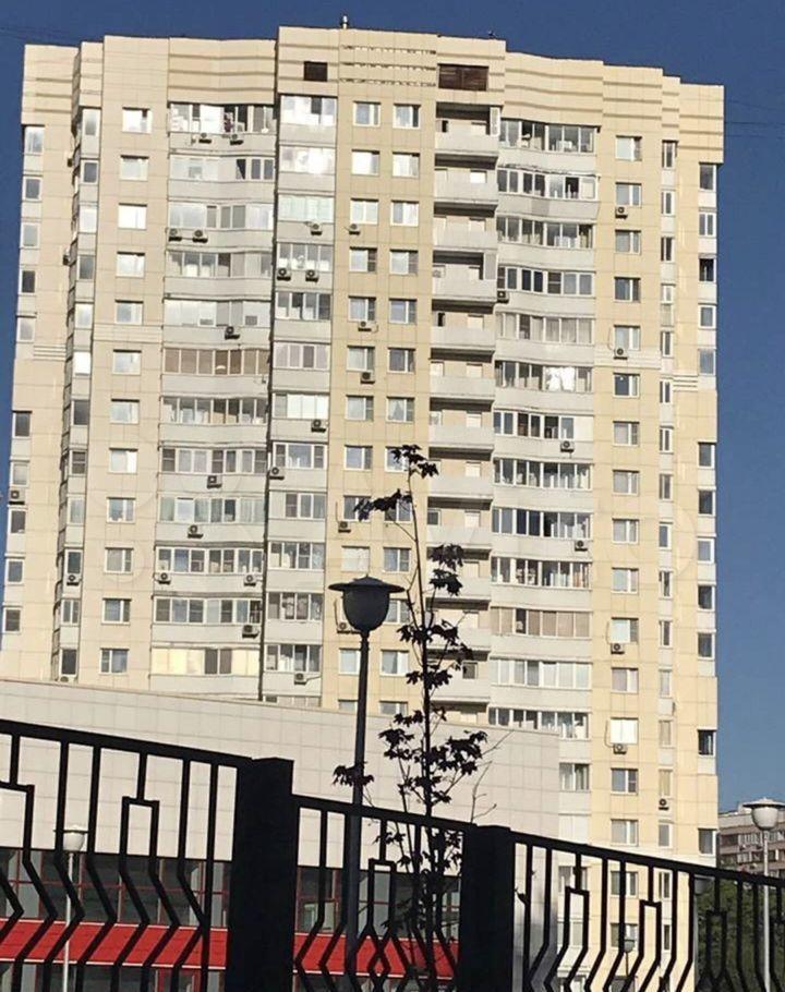 Продажа однокомнатной квартиры Москва, метро Багратионовская, 3-я Филёвская улица 8к4, цена 15250000 рублей, 2021 год объявление №613263 на megabaz.ru