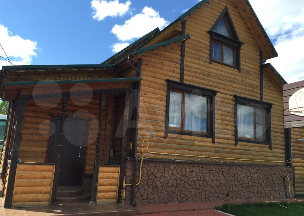 Продажа дома село Липицы, Новая улица 11, цена 18000000 рублей, 2021 год объявление №511830 на megabaz.ru