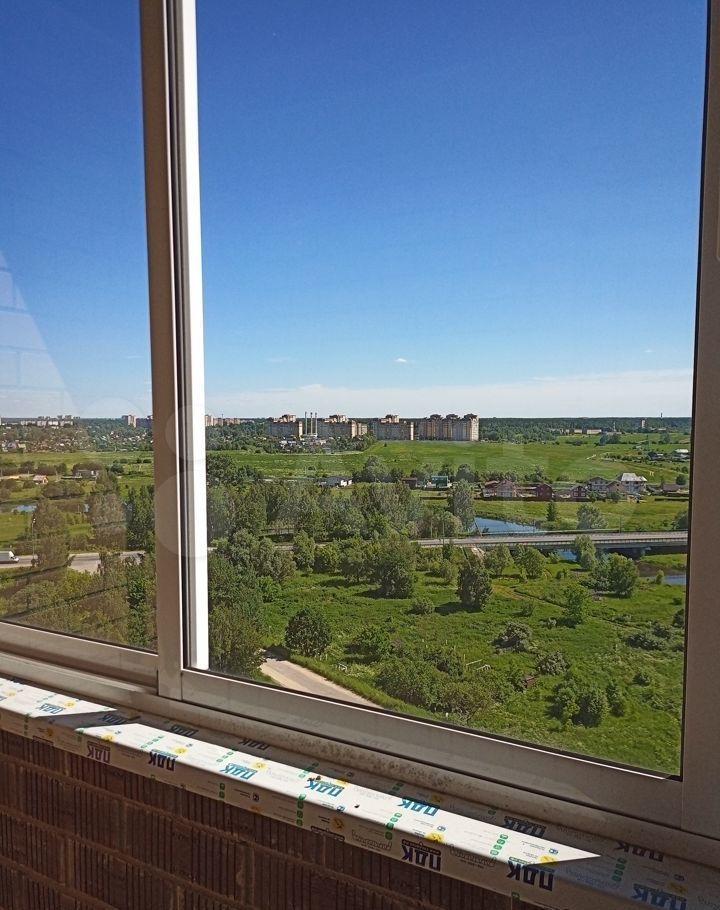 Продажа однокомнатной квартиры поселок Биокомбината, цена 3490000 рублей, 2021 год объявление №613828 на megabaz.ru