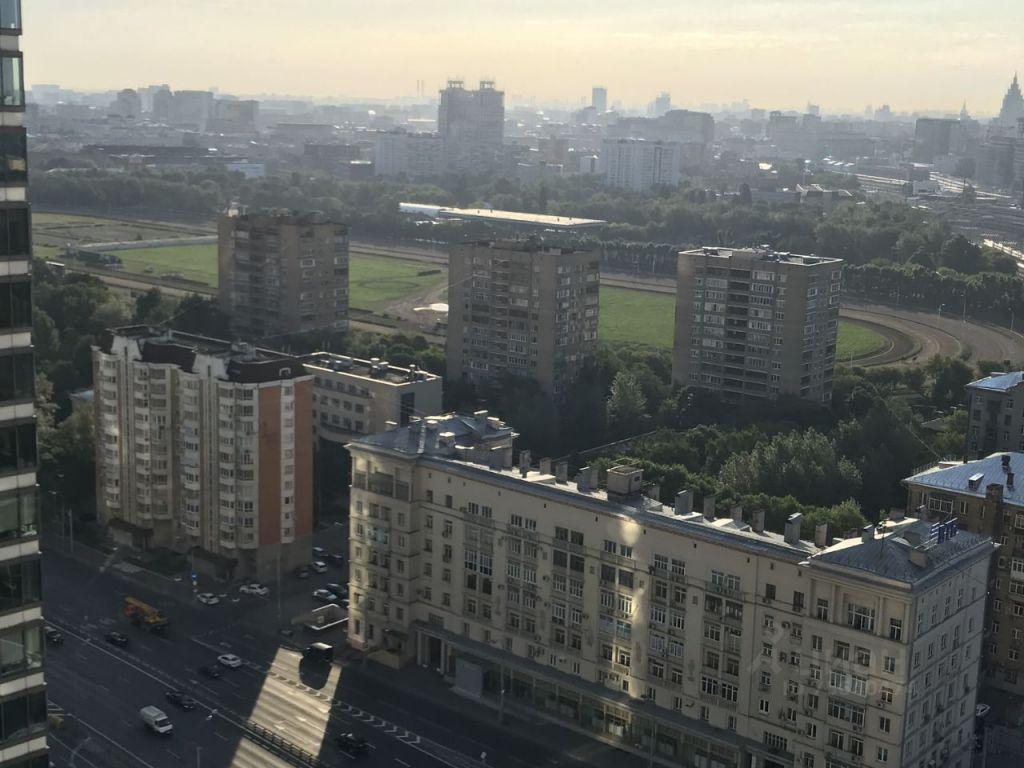 Продажа двухкомнатной квартиры Москва, метро Беговая, Хорошёвское шоссе 12к1, цена 20000000 рублей, 2021 год объявление №643729 на megabaz.ru
