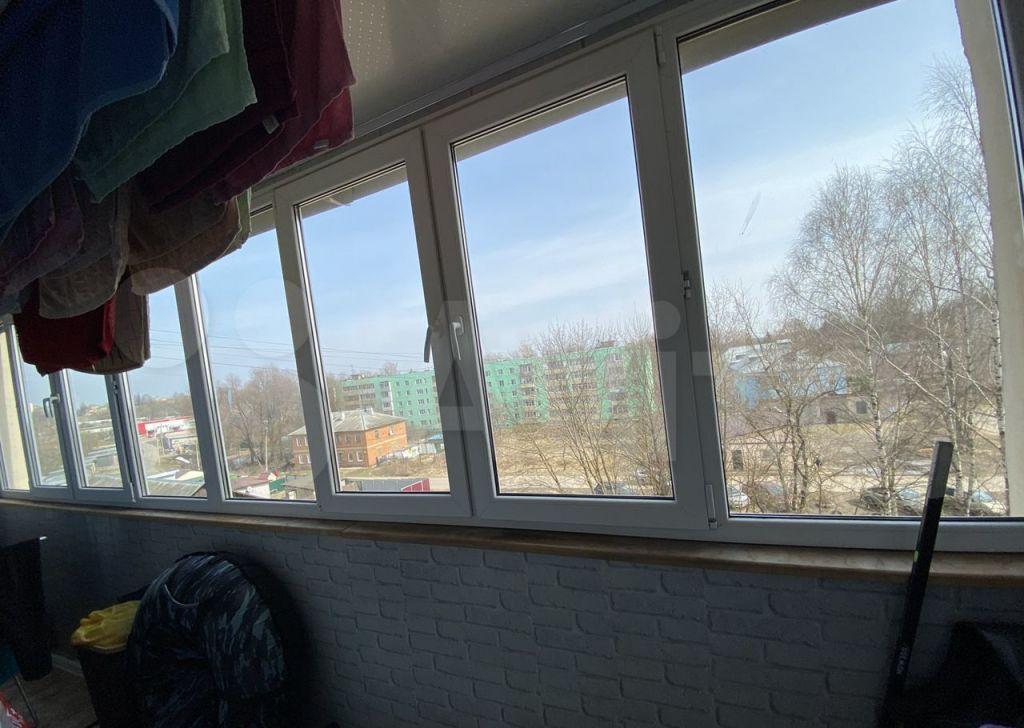Продажа четырёхкомнатной квартиры Можайск, Школьная улица 3, цена 4500000 рублей, 2021 год объявление №616846 на megabaz.ru
