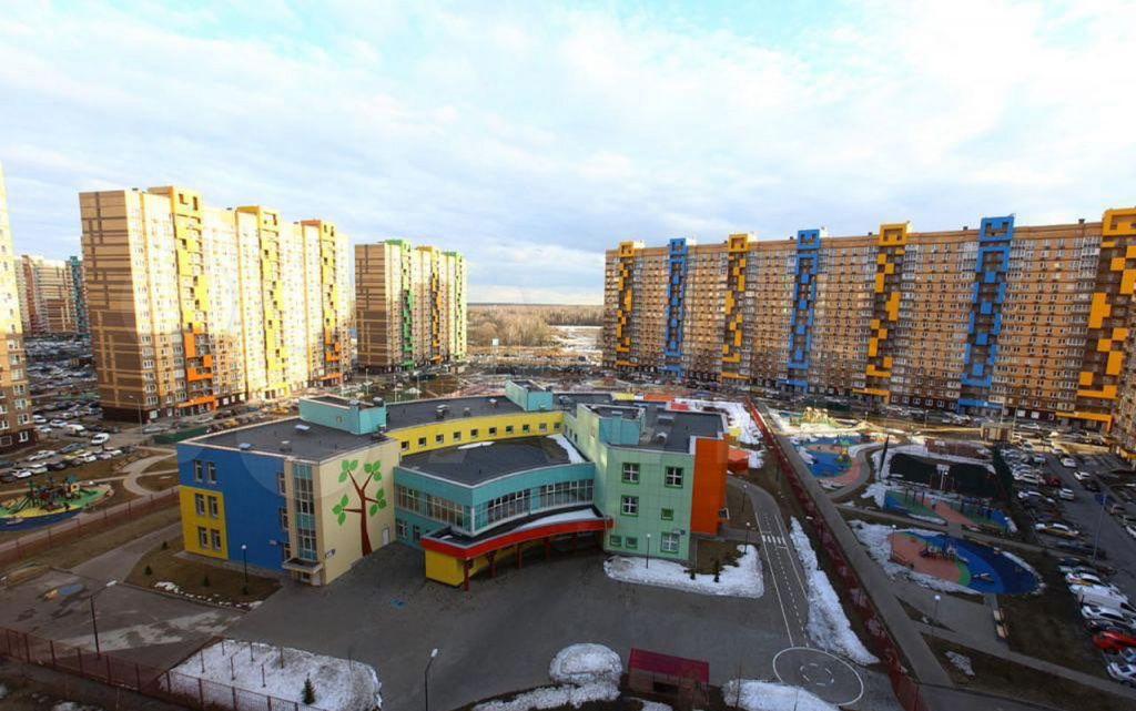 Аренда студии деревня Мисайлово, Молодёжный бульвар 2, цена 20000 рублей, 2021 год объявление №1379226 на megabaz.ru
