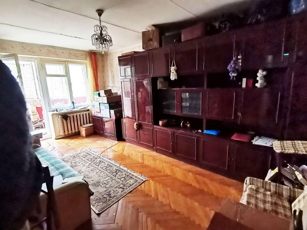 Продажа двухкомнатной квартиры Солнечногорск, Прожекторная улица 7, цена 5750000 рублей, 2021 год объявление №618428 на megabaz.ru