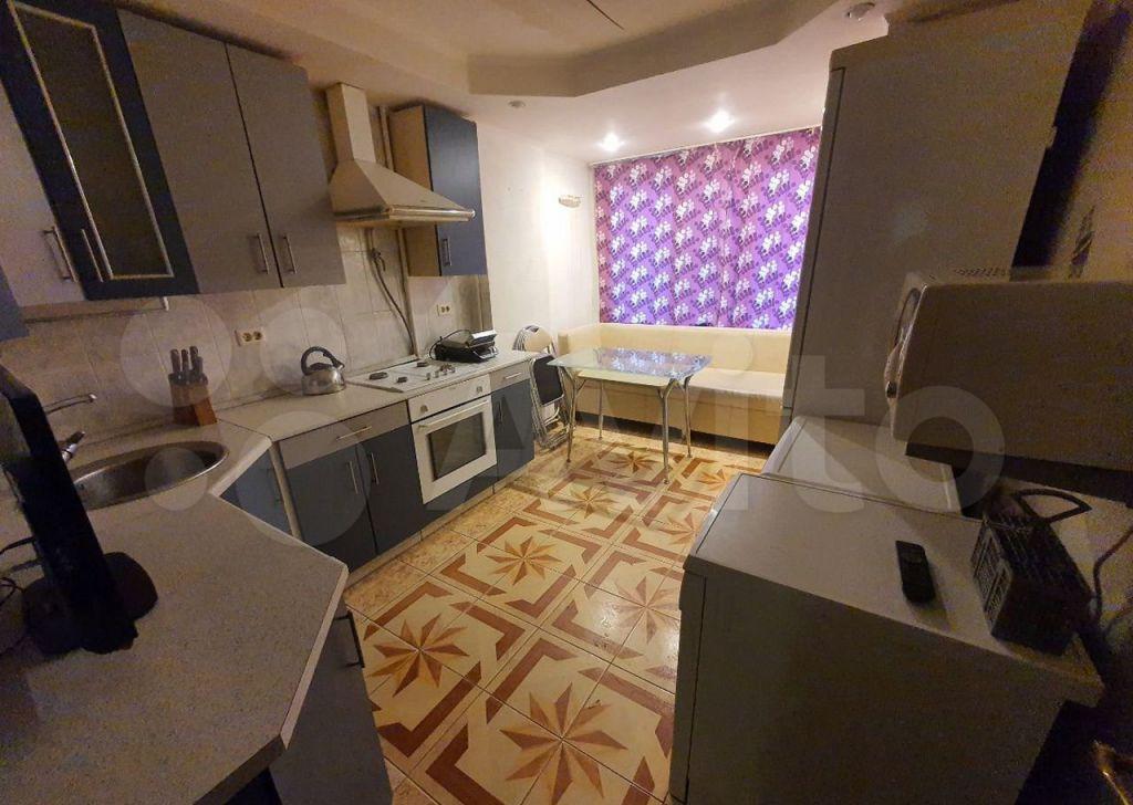 Аренда двухкомнатной квартиры Пересвет, улица Чкалова 3, цена 19000 рублей, 2021 год объявление №1459745 на megabaz.ru