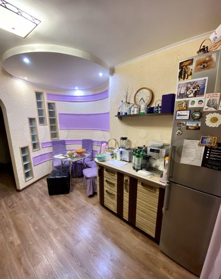 Продажа двухкомнатной квартиры поселок Глебовский, улица Микрорайон 96, цена 4900000 рублей, 2021 год объявление №587089 на megabaz.ru