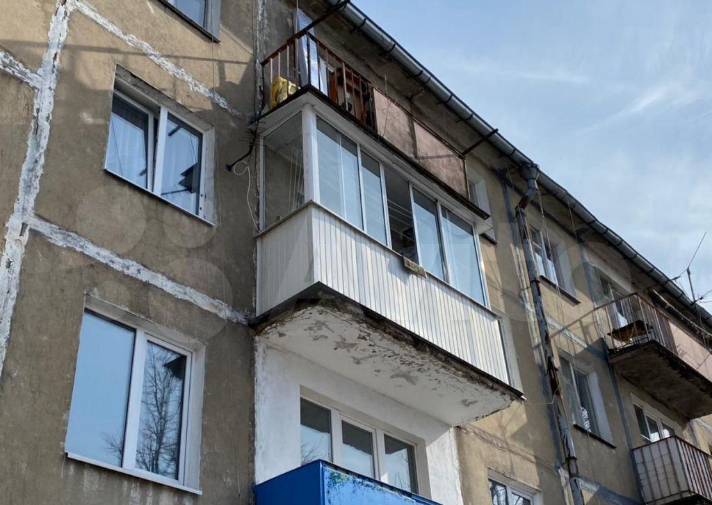 Продажа двухкомнатной квартиры село Заворово, цена 2500000 рублей, 2021 год объявление №614007 на megabaz.ru