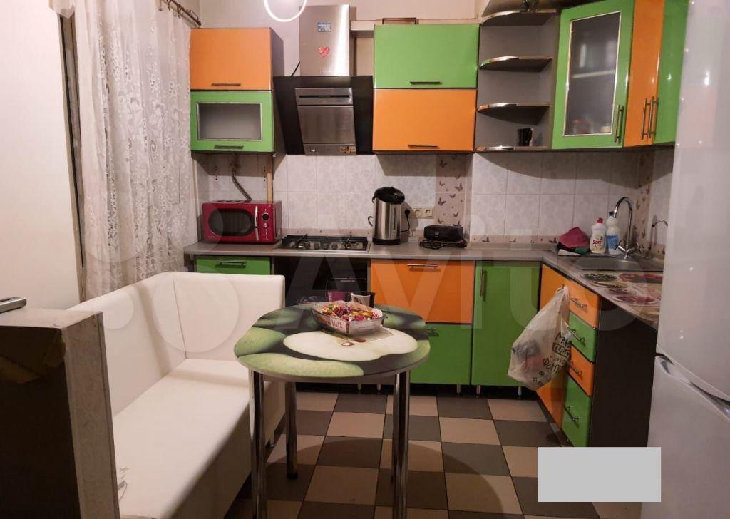 Продажа двухкомнатной квартиры деревня Манушкино, цена 3150000 рублей, 2021 год объявление №661883 на megabaz.ru