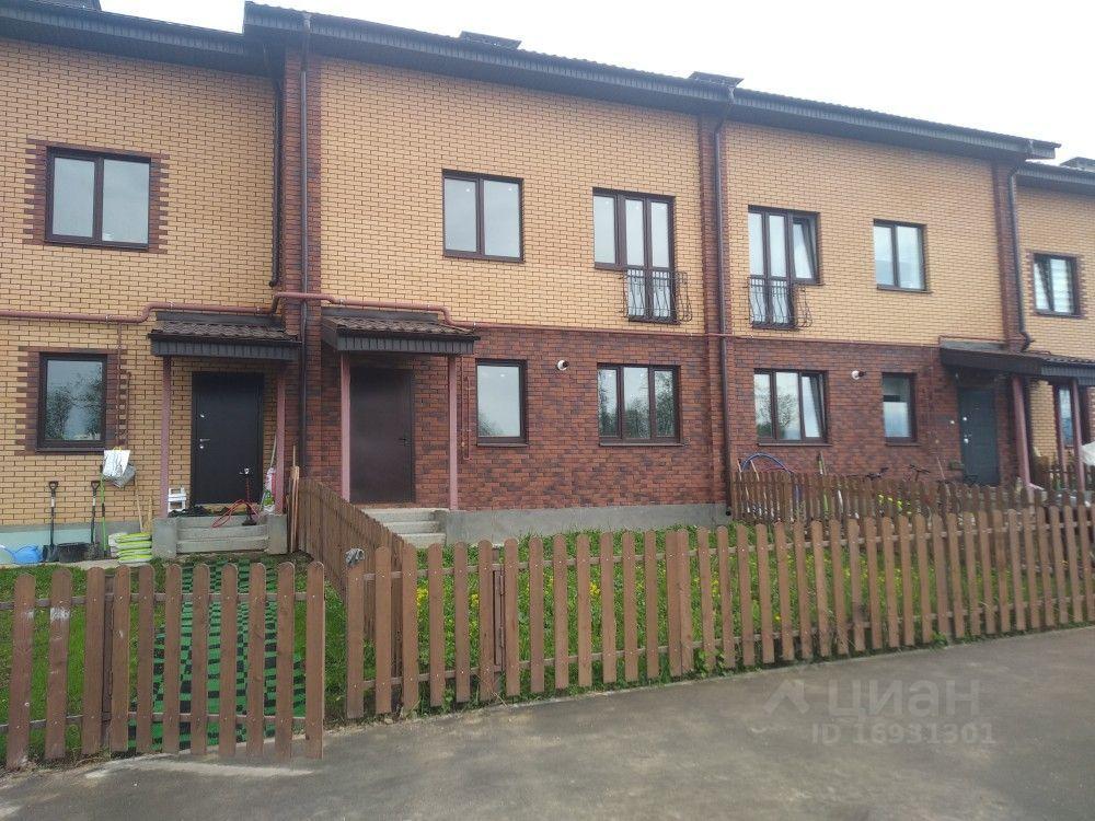 Продажа дома деревня Шолохово, улица Экодолье 25А/8, цена 8200000 рублей, 2021 год объявление №628972 на megabaz.ru