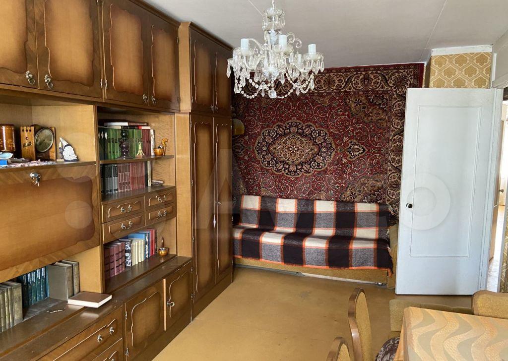 Продажа трёхкомнатной квартиры Орехово-Зуево, проезд Бондаренко 4, цена 2950000 рублей, 2021 год объявление №614217 на megabaz.ru