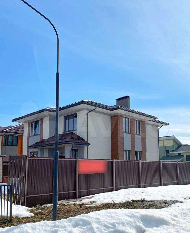 Продажа дома деревня Першино, Западная улица, цена 15800000 рублей, 2021 год объявление №602623 на megabaz.ru