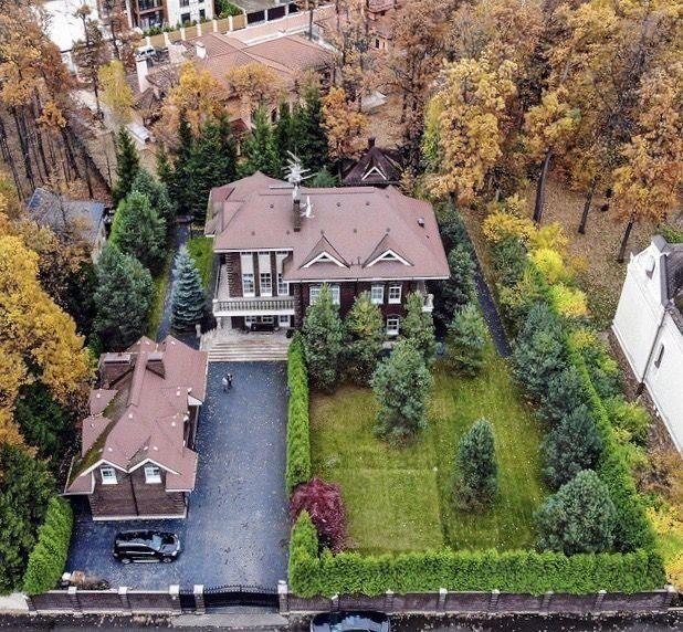 Продажа дома поселок Горки-2, цена 195000000 рублей, 2020 год объявление №361668 на megabaz.ru