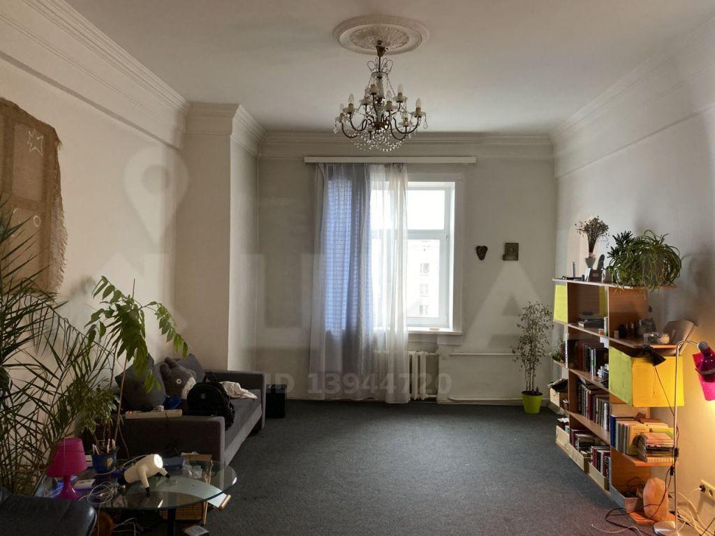 Аренда двухкомнатной квартиры Москва, метро Сухаревская, Малая Сухаревская площадь 3, цена 73000 рублей, 2020 год объявление №1060537 на megabaz.ru