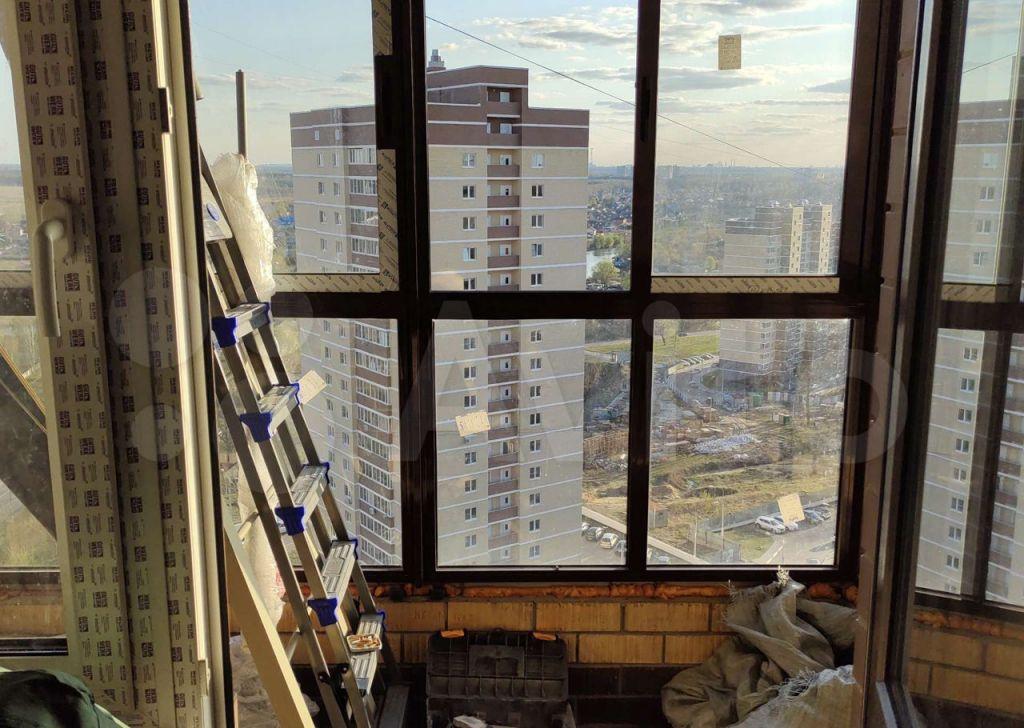 Продажа однокомнатной квартиры поселок Биокомбината, цена 3500000 рублей, 2021 год объявление №614719 на megabaz.ru