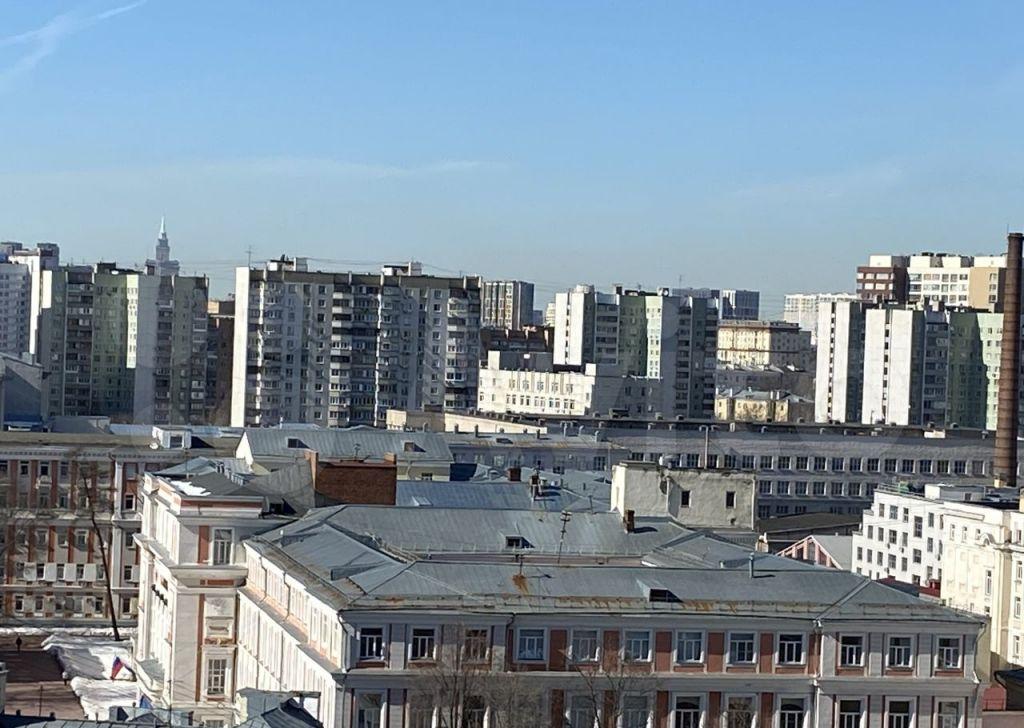 Продажа однокомнатной квартиры Москва, метро Достоевская, Октябрьский переулок 12, цена 10800000 рублей, 2021 год объявление №614643 на megabaz.ru