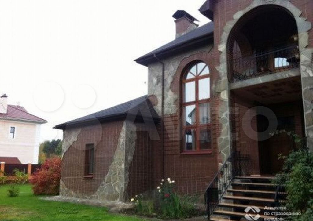 Продажа дома село Троицкое, цена 27187218 рублей, 2021 год объявление №632929 на megabaz.ru