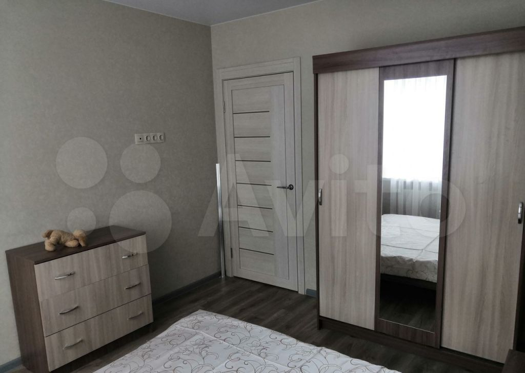 Аренда двухкомнатной квартиры деревня Сапроново, Калиновая улица 3, цена 35000 рублей, 2021 год объявление №1403177 на megabaz.ru