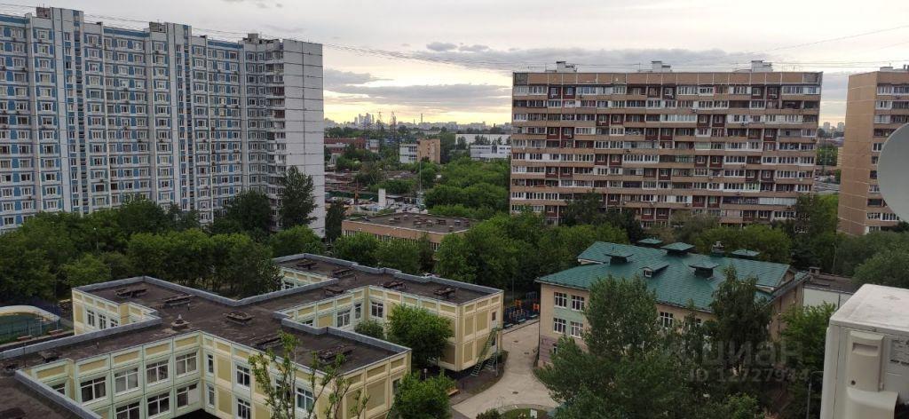 Продажа двухкомнатной квартиры Москва, метро Марьино, улица Перерва 26к1, цена 11000000 рублей, 2021 год объявление №630639 на megabaz.ru