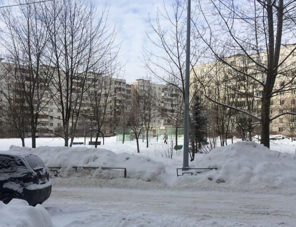 Аренда однокомнатной квартиры Электросталь, Западная улица 22к1, цена 16000 рублей, 2021 год объявление №1380994 на megabaz.ru