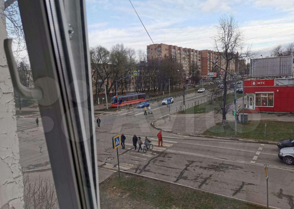 Аренда однокомнатной квартиры Коломна, проспект Кирова 16, цена 15000 рублей, 2021 год объявление №1380997 на megabaz.ru