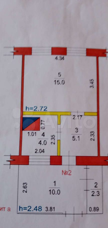 Продажа дома деревня Новосёлки, цена 650000 рублей, 2021 год объявление №610283 на megabaz.ru